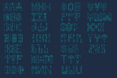 YWFT Dogma by Beta - YouWorkForThem #typeface