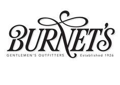 Typeverything.com @typeverything Burnet's logo... - Typeverything