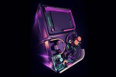 3D inspiration #boy #game #design #3d