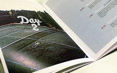 The Design Classic Varsity Crime Wave #classic #design #schedule #layout #booklet #brochure