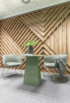 Work-Friendly Office Spaces by Metaforma Group 5