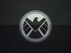 Dribbble - S.H.I.E.L.D. by Louie Mantia #logo #avengers #wall #paper