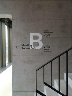Medical Campus Signage