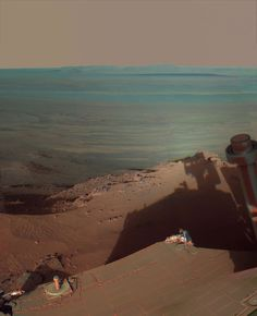 Pictures of Mars Taken by Robots – Fubiz Media