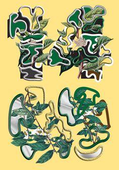 Joeri Booms #typo #green