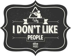 Dribbble - Why i don't like people by Javiera R. Benavente #lettering #i #dont #widlp #why #logo #people #like #type #typography