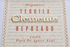 Clemente Tequila | David Airey, graphic designer #tequila
