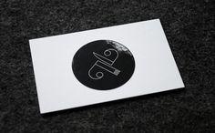 Cuchillo & Tenedor Business cards #business #tenedor #card #cuisine #decimal #cuchillo
