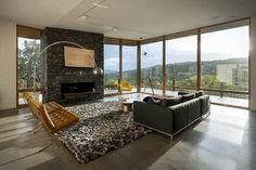 Red Hawk Residence Offering Striking Panoramic Views in Park City, Utah 7