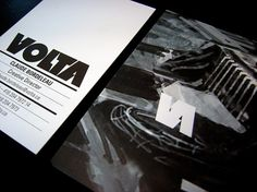 Muller — VOLTA #logotype #print #card #business