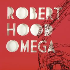 Robert Hood Omega Cover Artwork (vinyl) on Packaging Design Served #packaging #record #design #music