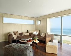 Wall colours for a brown sofa   Neutral colours