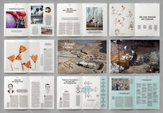 #publication #magazine #layout