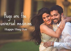 Happy Hug Day 2020 Messages