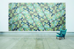 BAUX Träullit by - Wall Carpet Design by Form Us With Love #creative #design #product #wall #carpet