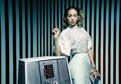 Jasmine Sanders 4 Diva by Andreas Waldschuetz #inspration #photography #art