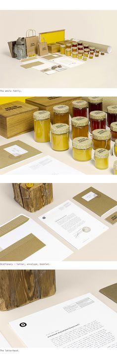 Mein Honig by Thomas Lichtblau #identity
