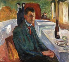 Beautiful Paintings by Edvard Munch