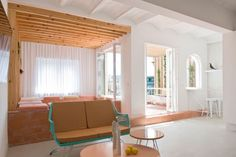 Rocha Apartment – Fubiz™ #interior #design #decor #deco #decoration