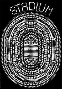 webesteem art & design magazine : Lance Wyman #infographic #design #graphic