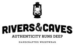 Rivers & Caves / riversandcaves.com #logo