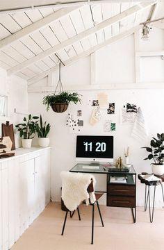 Smitten Studio's workspace