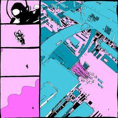 Comics : DAN MORISON
