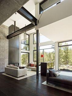 Benvenuto House by Faulkner Architects 8