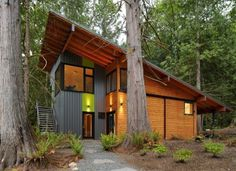 WANKEN - The Blog of Shelby White » North Bend House + Johnston Architects #house #modern #architects #architecture #exterior #johnston