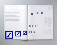 Friday Special: Studio 2br | September Industry #guidelines #identity #bank #2br #logo #deutsche