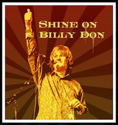 Shine On Billy Don #billy #don #bill #olivia #otc #doss #tremor #control