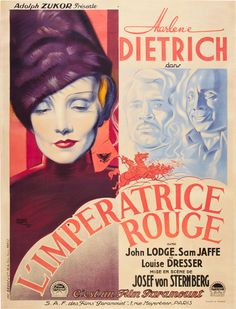Click to enlarge image Juxtapoz 50wattsFrench007.jpg #woman #illustration #vintage #dietrich #marlene