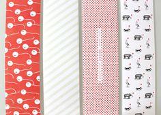 Hob Nob Pattern • Stitch Design Co. #pattern #identity #stitch #branding