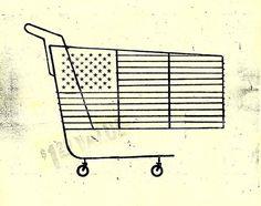Consumerism - Curt Merlo Design #curt #illustration #editorial #merlo