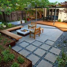建筑现代后院设计震撼关于On Designs的最佳创意Arc Backyard Designs