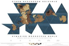 Dymaxion Worldmap Buckminster Fuller