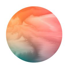 Circular #illustration #painting #circle #sphere #colour #fall #forever #design #art