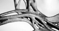 Collagene | Do The Mutation #mutation #generative #design #mask #3dprinting