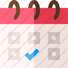 See more icon inspiration related to time and date, elections, votes, voting, vote, checked, schedule, administration, date, organization, calendar, check and time on Flaticon.