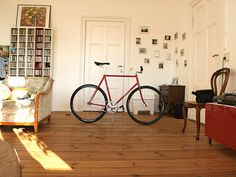 Convoy #interior #design #bike