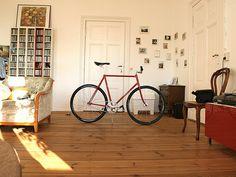 Convoy #interior #design #bike