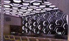 Hospitality - Eva Designs #hexagon #roxxtwospirit
