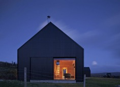Black Shed / Mary Arnold-Forster Architects