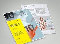 Method 10×10: Edition 4 | September Industry #print #place #design #interface #space #the #september #industry #mobile #and