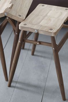 Practically Modern | Design That Works #pinch #imo #design #stool #furniture #folding