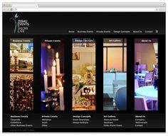 Zer4u Events Site Design