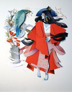 Morgana Wallace #paper #design
