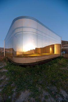 The Non Program Pavilion / Jesús Torres García • Architects #vitre