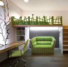 Cube House byYakusha Design Studio -#kidsroom, #decor, #kidsfurniture, home, kids room