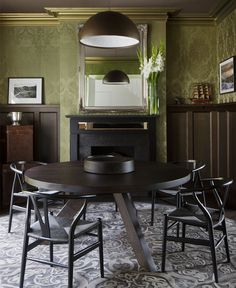 Design That Exudes Warmth and Character